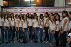 Le finaliste di Miss Sposi ma non solo 2013