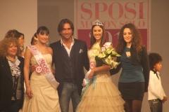 Parata di bellezze per il gran finale di Miss Sposi ma non solo 2012