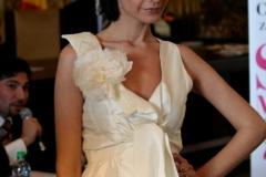 2010_L abito biodegradabile dello stilista Franco Francesca