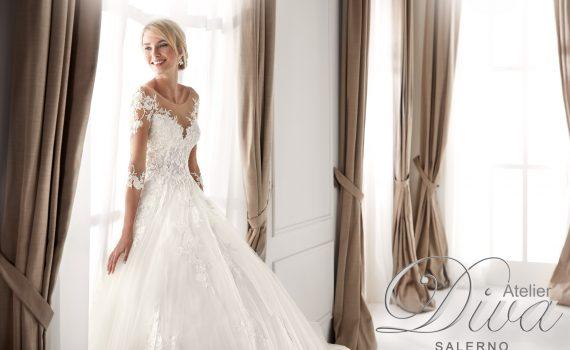 Abiti Da Sposa Salerno.L Atelier Diva Presenta La Collezione Sposa 2020 Sposi Ma Non Solo